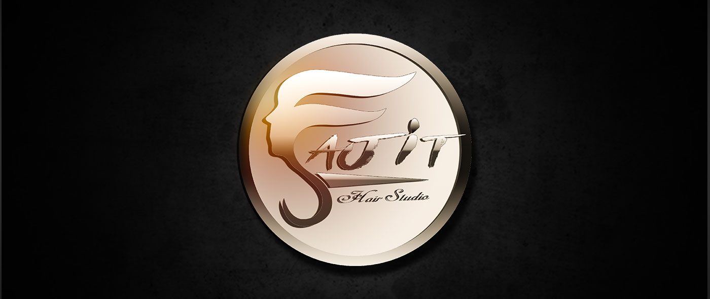 sajit hair studio banner